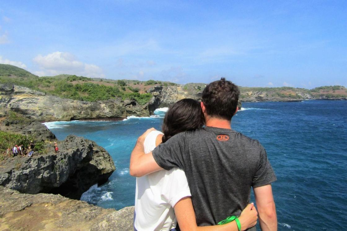 It's Not Me, It's You. Traveling as a couple